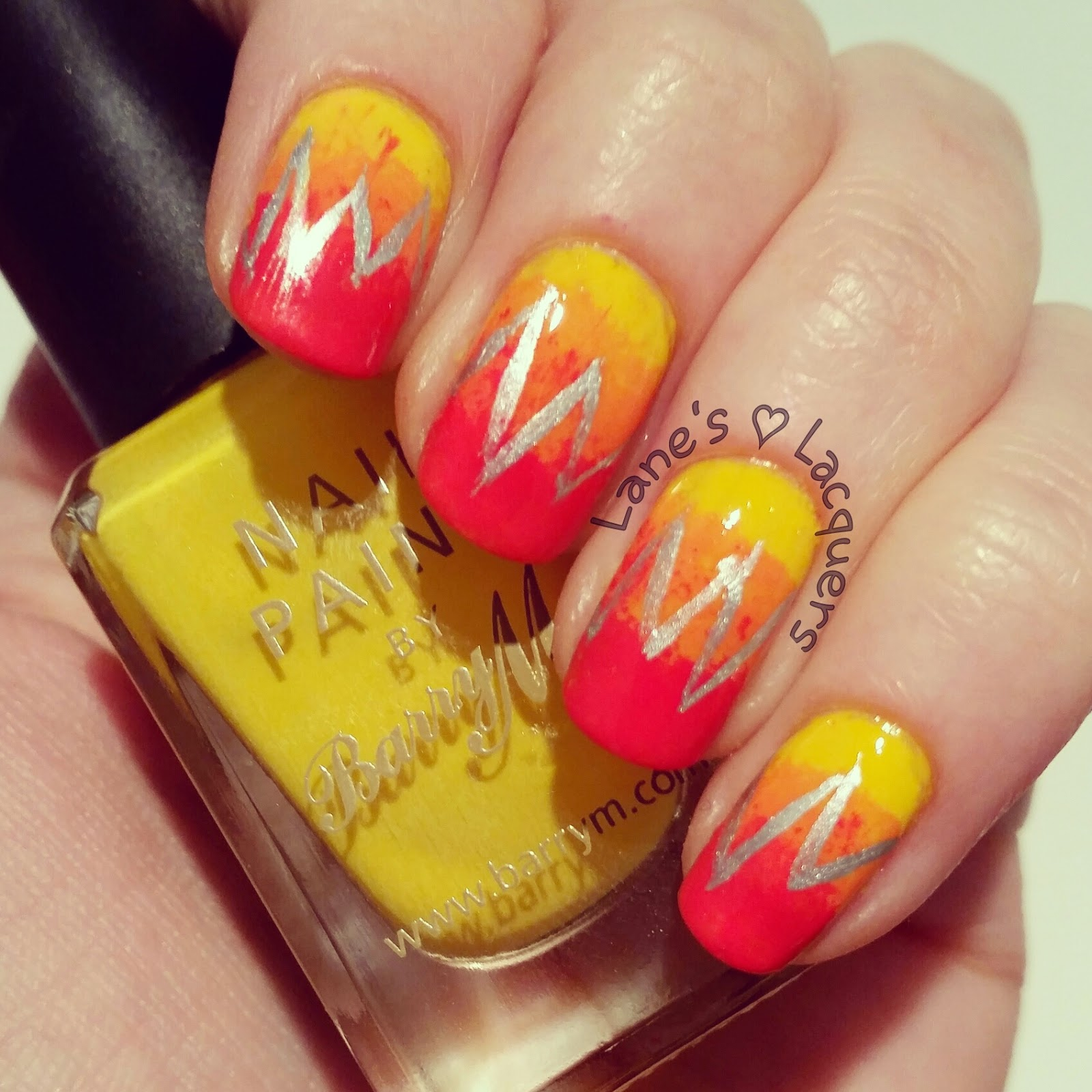 barry-m-red-yellow-orange-ombre-explosion-nail-art (2)