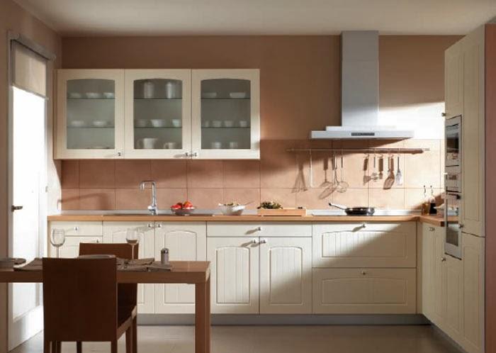 una distribucin perfecta para cocinas de planta alargada o con puertas enfrentadas para que sea cmoda hay que tener en cuenta que debe de tener unos 220 - Cocinas Cuadradas