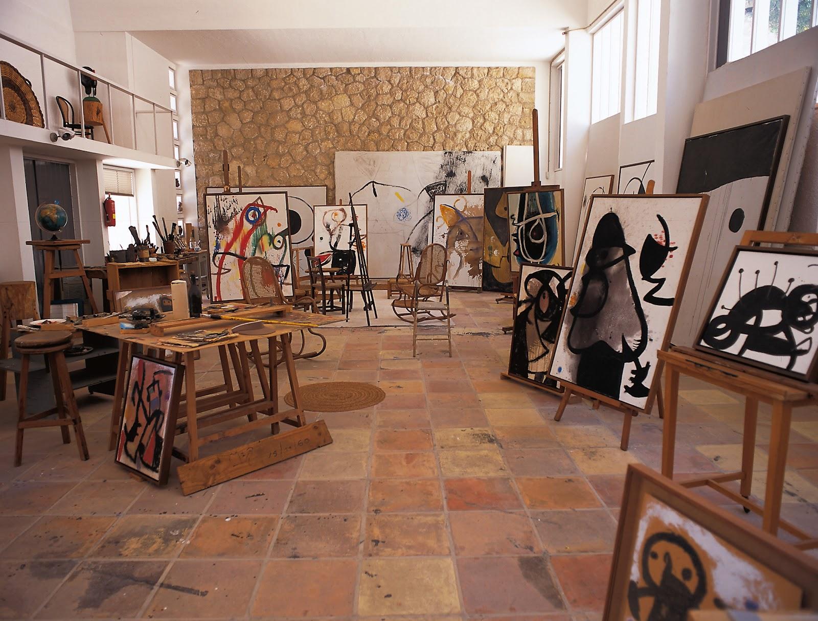 Mallorca, Menorca & Co.: Fundació Pilar i Joan Miró