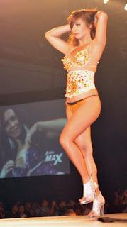 aya alonzo at fhm 2011 victory party bikini