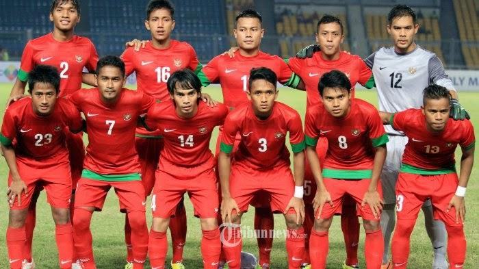 Jadwal Pertandingan Bola Kaki Timnas Indonesia