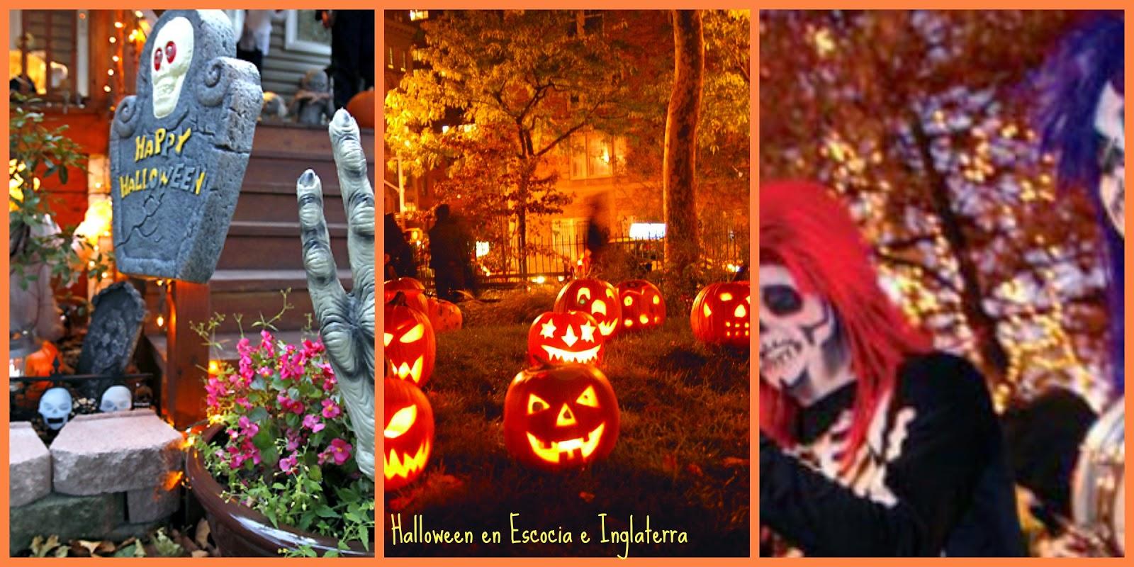 bivestour viajes: la fiesta de halloween, diferentes costumbres