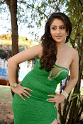 Ankita Sharma Hot photo shoto in Green-thumbnail-4