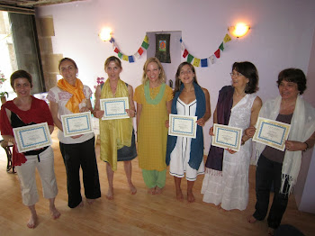 Yoga Teacher Training 2010