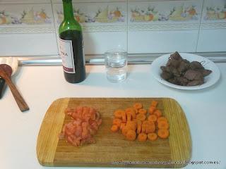 ingredientes ternera estofada
