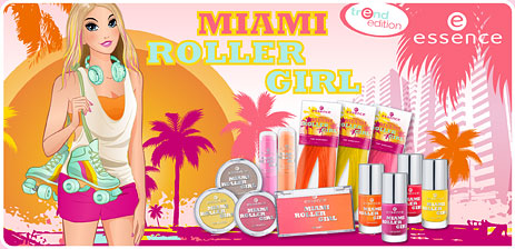Essence Miami Roller Girl