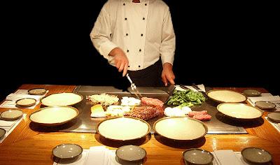 Noticias de castelldefels cocina tepanyaki en for Que significa cocina de autor