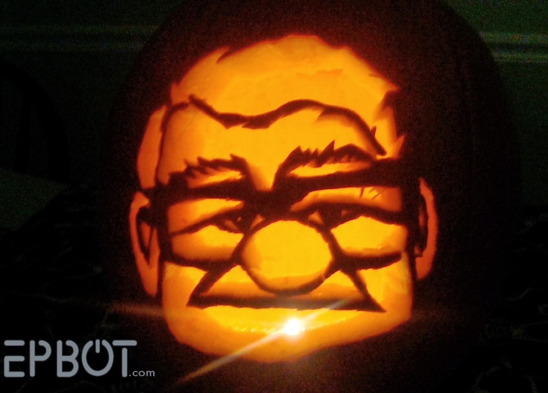 EPBOT: More Halloween Pumpkin Fun