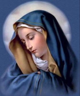 Retratos y Advocaciones de la Virgen María