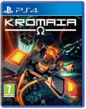 El shooter español KROMAIA Ω también en PS4 y en formato físico