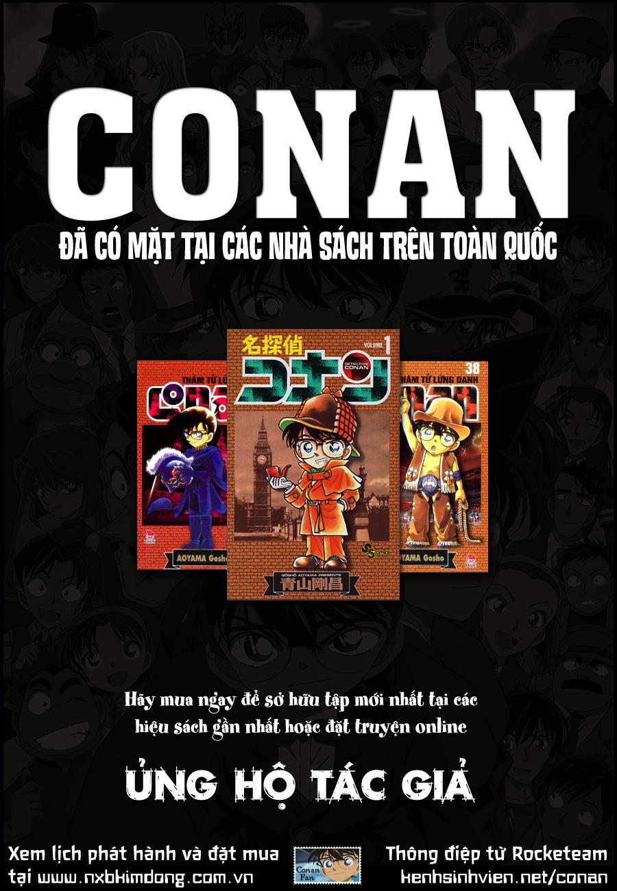 Thám Tử Lừng Danh Conan - Chapter 822 - Pic 19