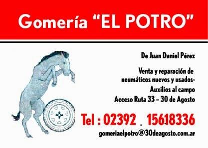"""GOMERÍA """"EL POTRO"""""""