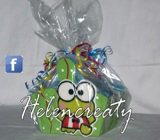 Helencreaty sorpresas infantiles canastita modelo hello - Sorpresas para fiestas ...