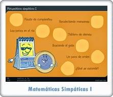 http://recursoseducativosdeprimaria.blogspot.com/2012/11/matematicas-simpaticas-i.html