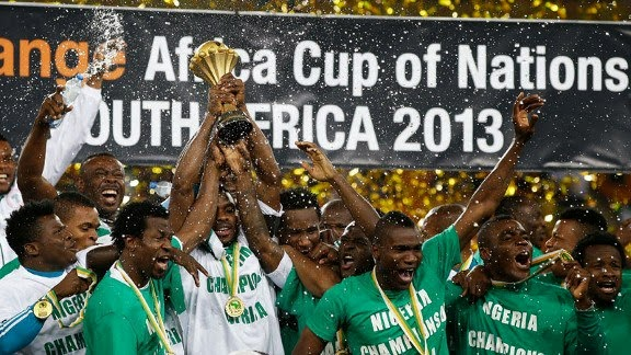 Fifa world rankings: Nigeria drop three places to 36th