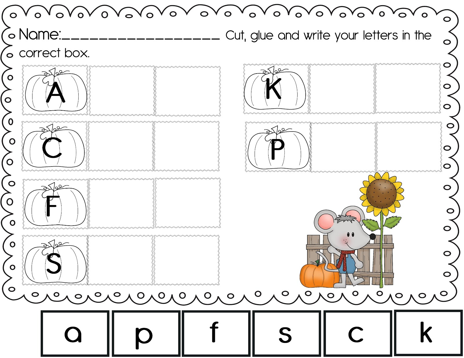 Fall pre k worksheets additionally worksheets for pre k