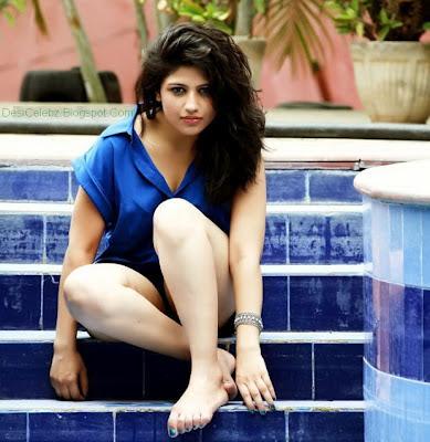 Supriya's hot white milky thighs