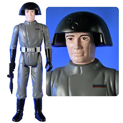 "Death Squad Commander 12"" Jumbo Vintage Kenner Star Wars Action Figure by Gentle Giant"
