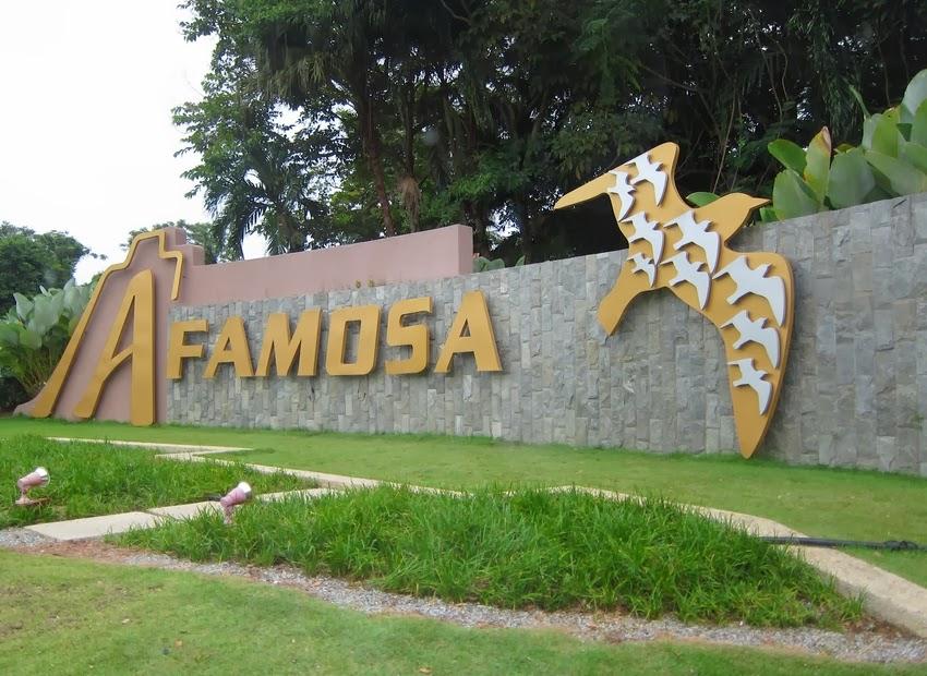 A'Famosa Water World