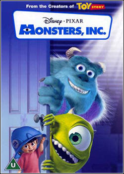 Download - Monstros S.A. DVDRip RMVB - Dublado