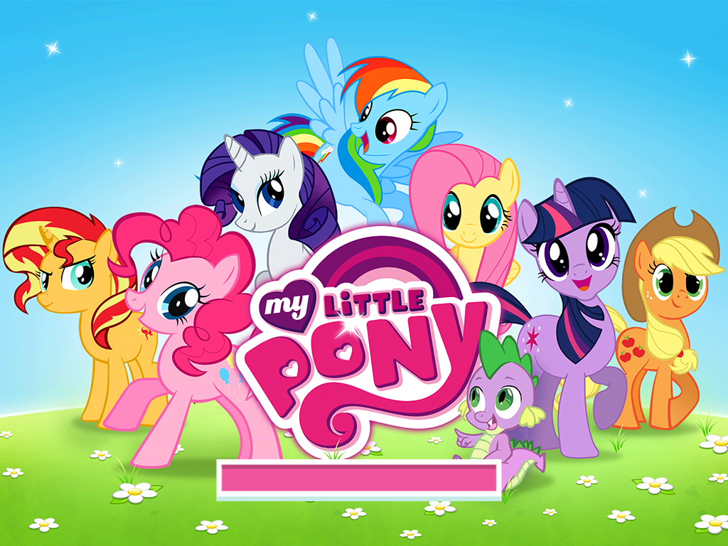 free my little pony games