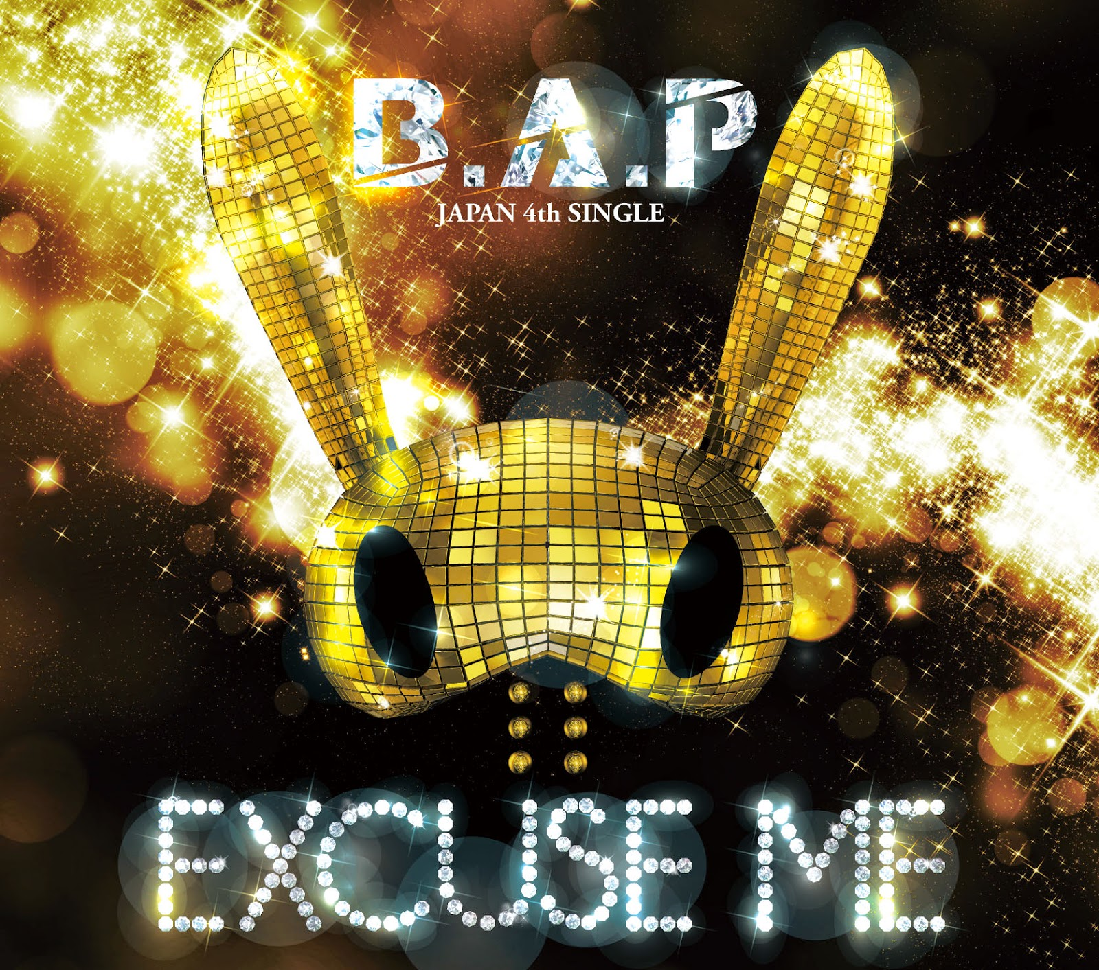 BAP Excuse Me Cover
