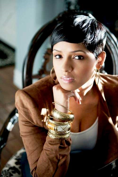 2013 Hairstyles for African American Women with Bangs