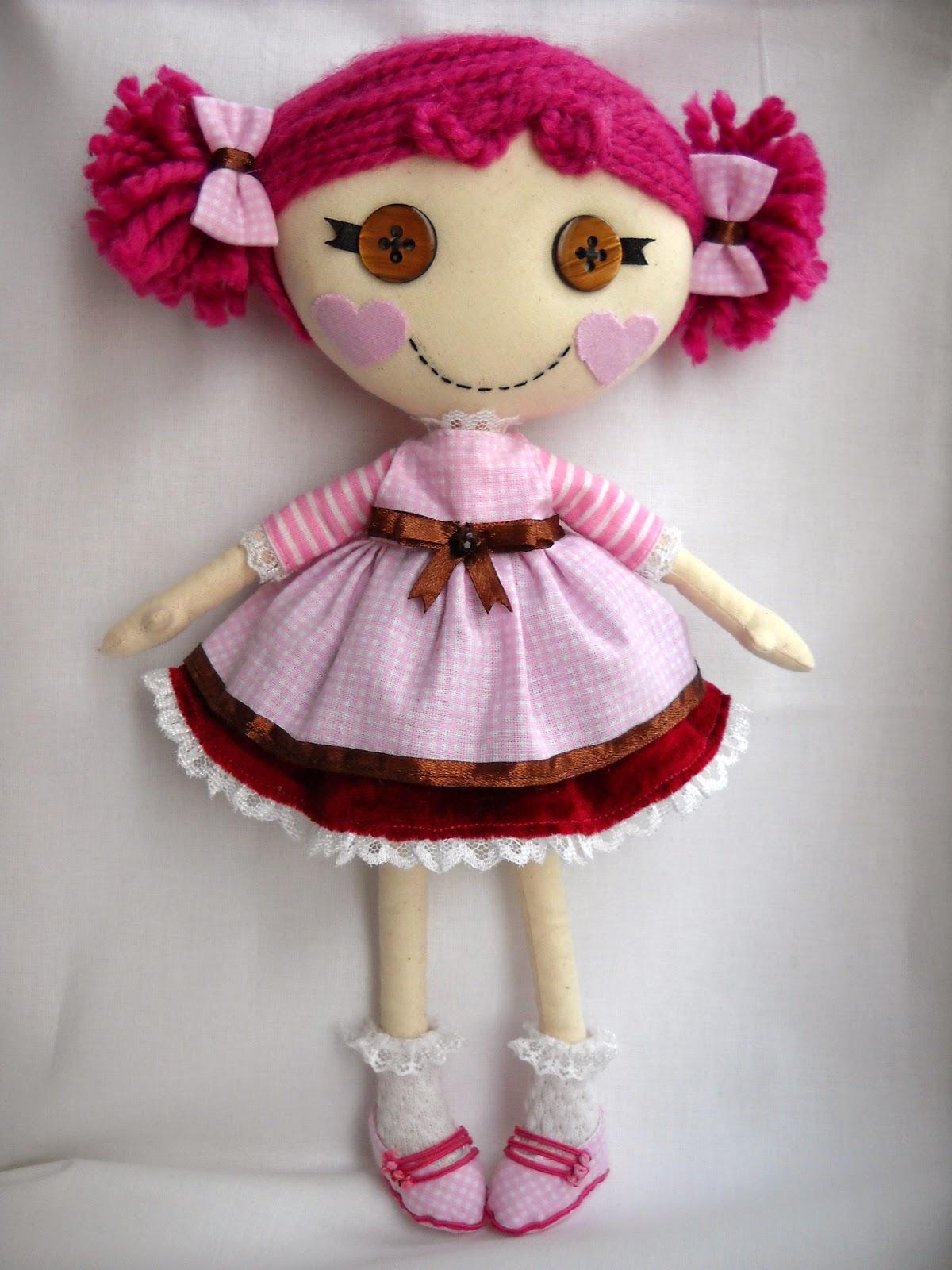 Куклы лалалупси своими руками 80