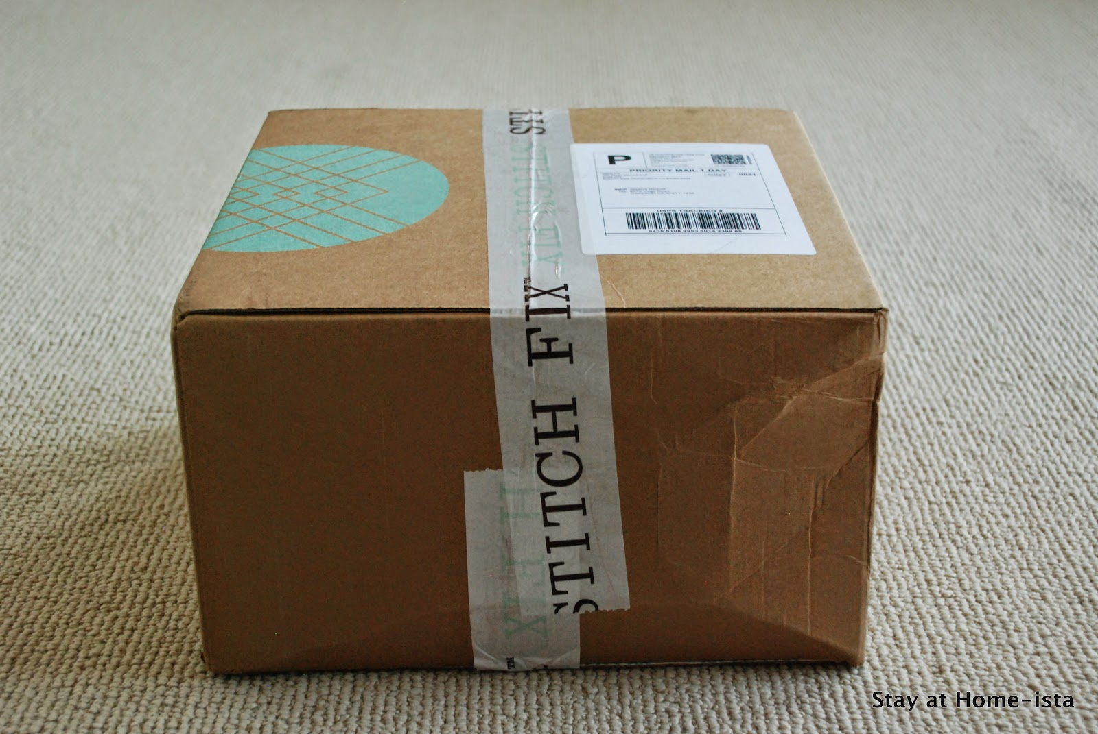 It's like an early Christmas with Stitch Fix