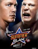 Combate de ensueño entre Brock Lesnar vs John Cena en WWE SUmmerSlam