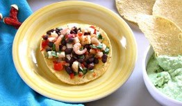 Mexi-fresh Shrimp Tostados