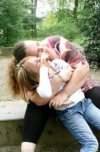 Ik en mijn meisje