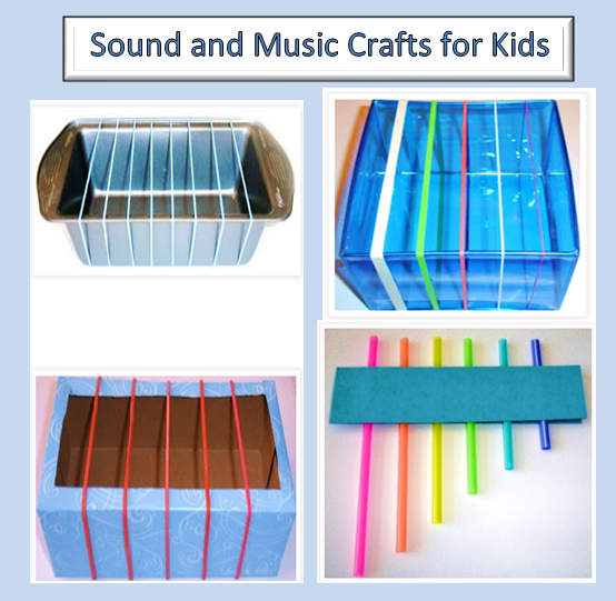 Easy Musical Instrument Crafts