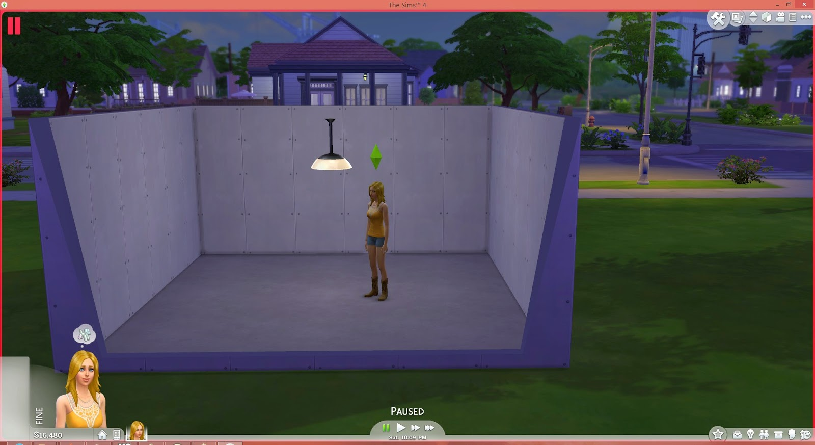 My sims 4 blog upadated sims 4 lighting mod by kikiwalu for Mods sims 4 muebles