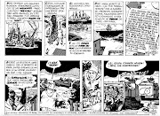 2 de abril, Mario Morhain dibujos, Jorge Morhain guión de abril