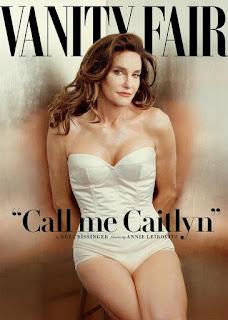 Bruce Jenner debuts new identity