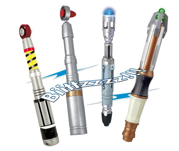 Sonic Screwdrivers
