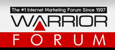 Warrior Forum banner