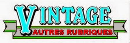 AUTRES RUBRIQUES