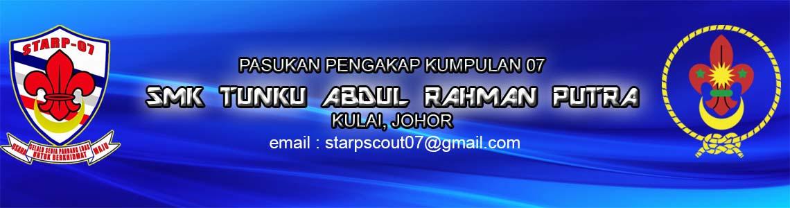 Pasukan Pengakap SMK Tunku Abdul Rahman Putra (Kumpulan 07 Kulai)