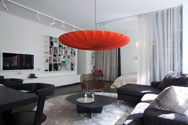 Apartamento en estocolmo de grandes dimensiones ideas for Decoracion para apartamentos modernos