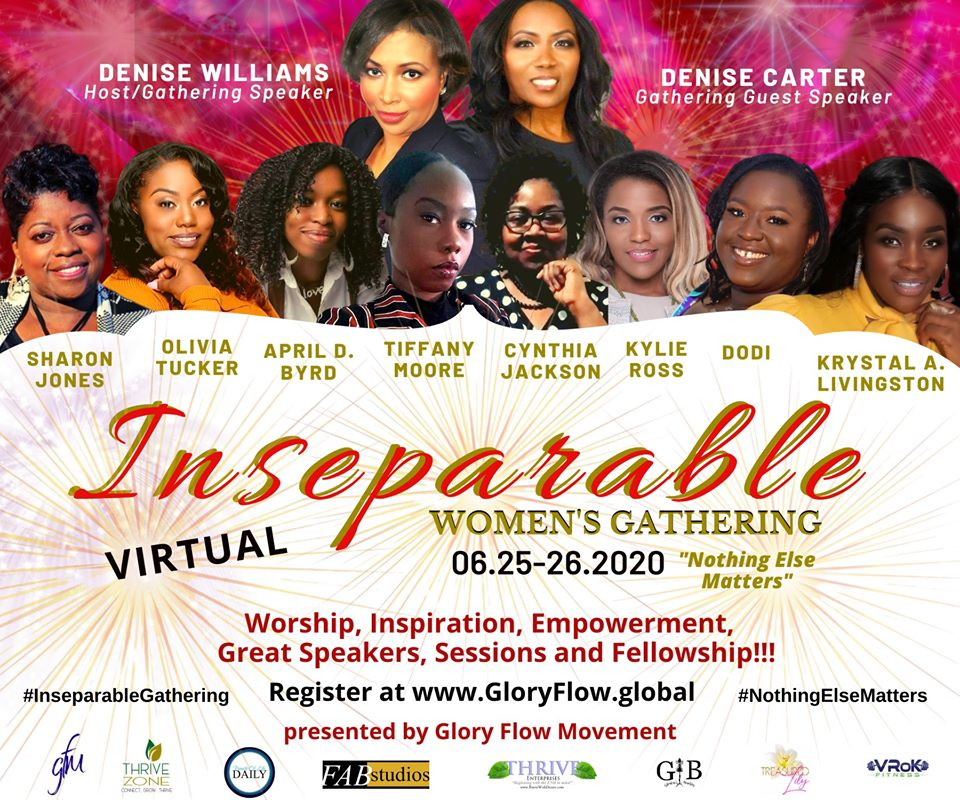 Register For The Inseparable Gathering!