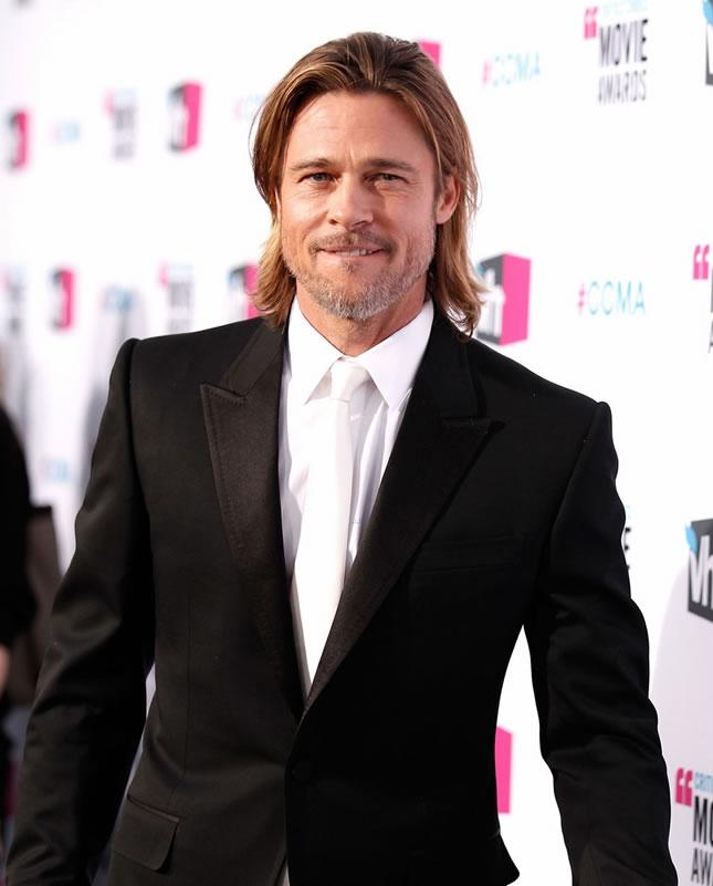 Brad Pitt fez a doação nesta quarta-feira (31), dias antes da eleição presidencial dos Estados Unidos (Foto: Getty Images)
