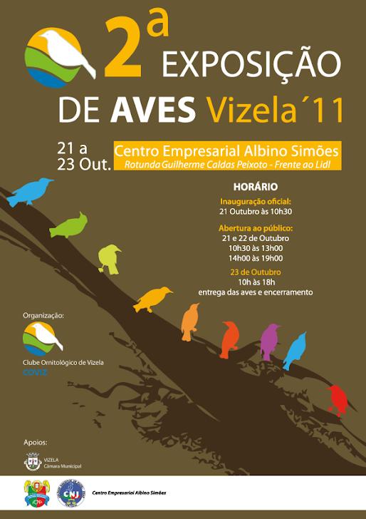 2ªExposição de Aves Vizela