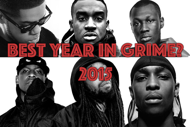 Best Year in Grime 2015?