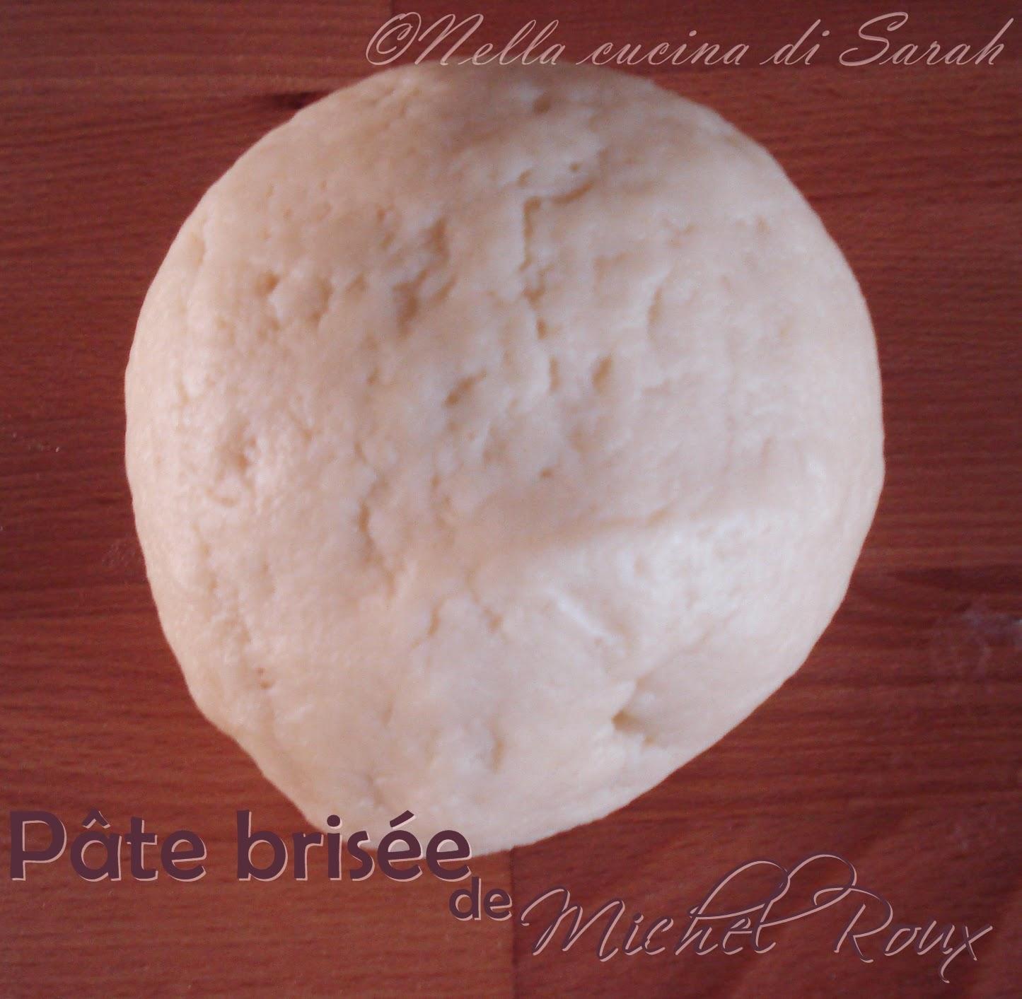 mtc ~ la pâte brisée de michel roux...