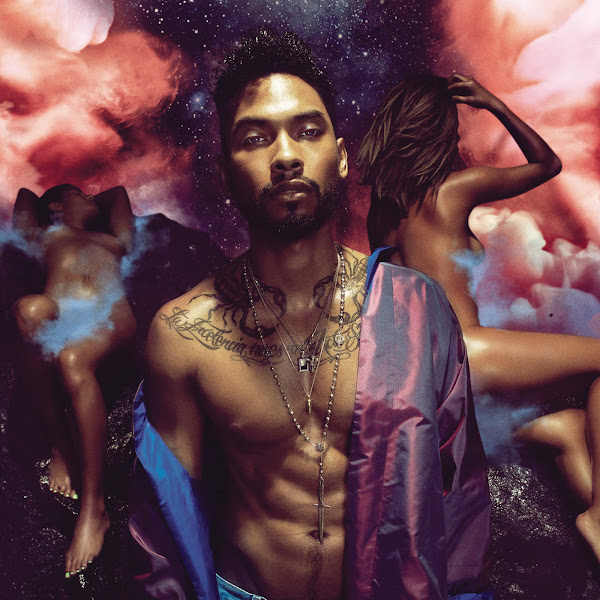 Miguel - Simple Things (Remix) [feat. Chris Brown & Future] - Single Cover