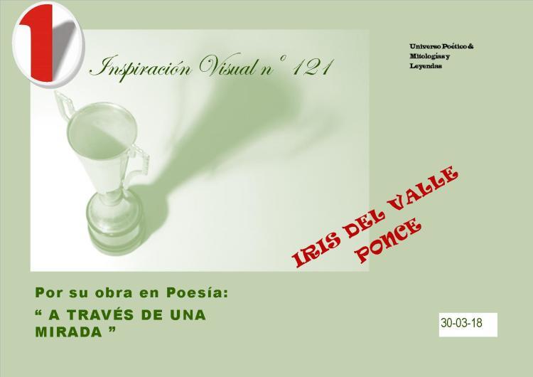 INSP. VISIAL No.121 1ER. LUGAR