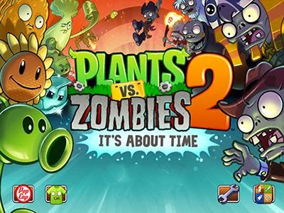 Android Game: Plants Vs Zombies 2 Free Download Apk