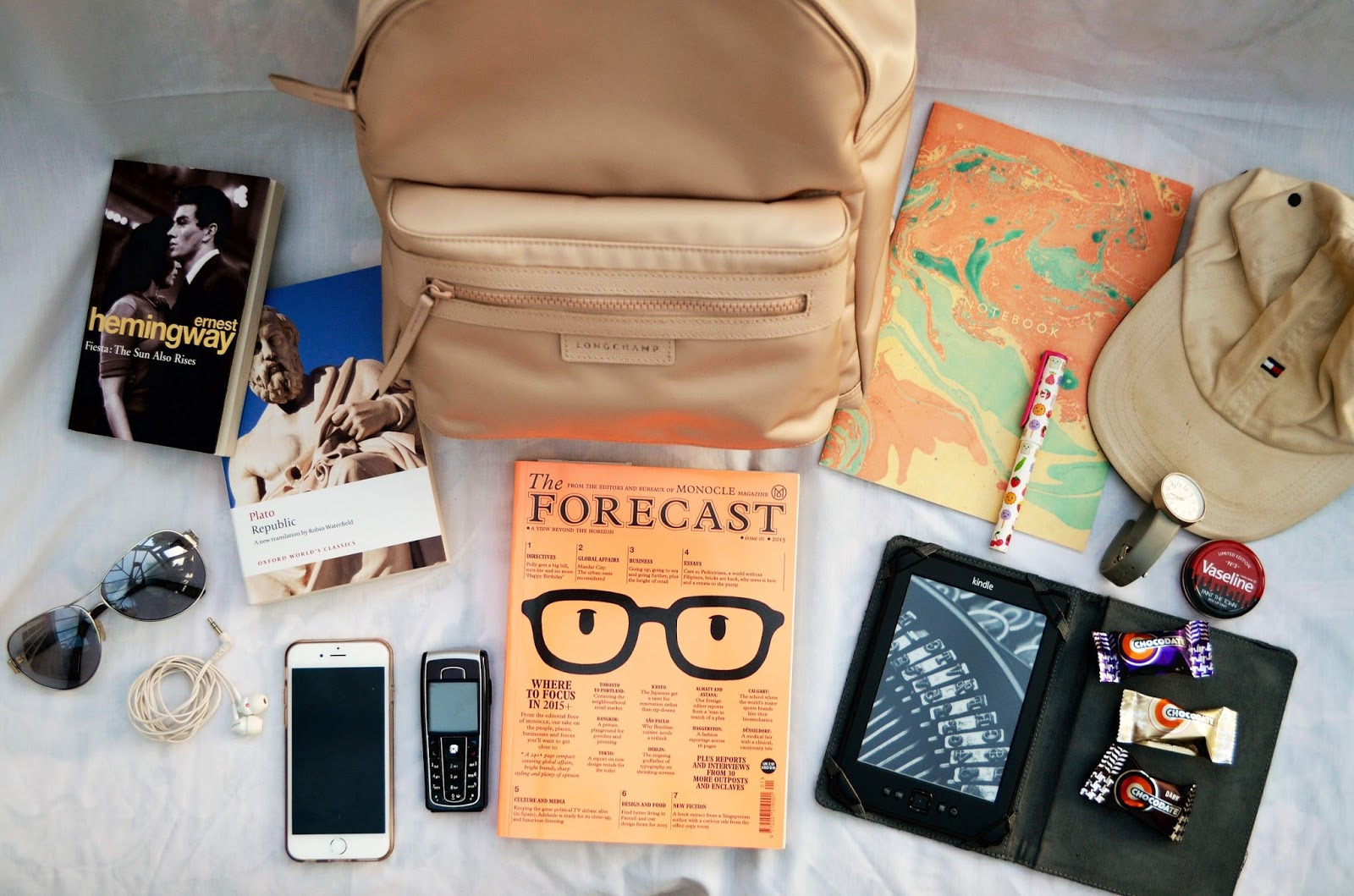 What's in My Hand Luggage / Carry-on